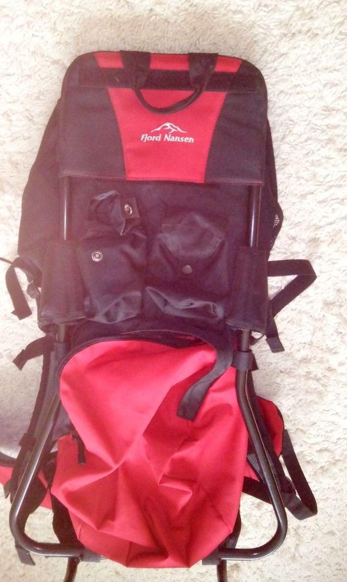 Рюкзак станковый для переноса ребенка  (Fjord Nansen Silda)