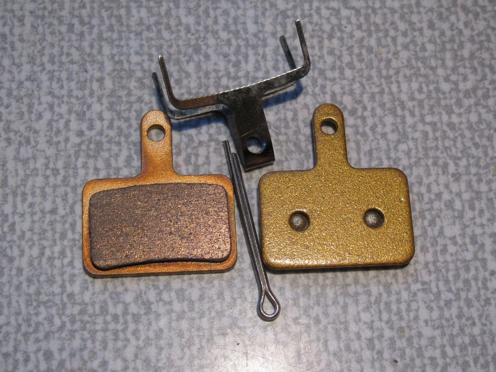 Колодки металлические Noname Китай