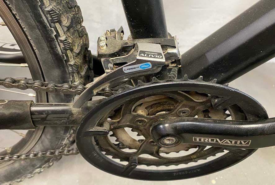 Велосипед Merida MTB XC