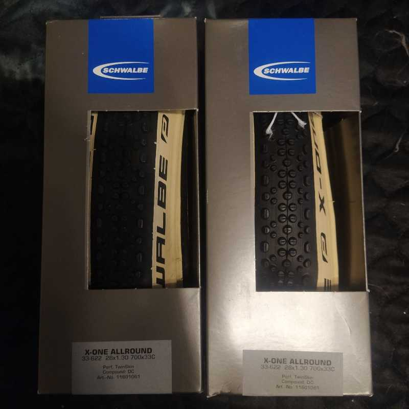 Schwalbe  X-ONE ALLROUND 33-622 28/1.3 700/33C
