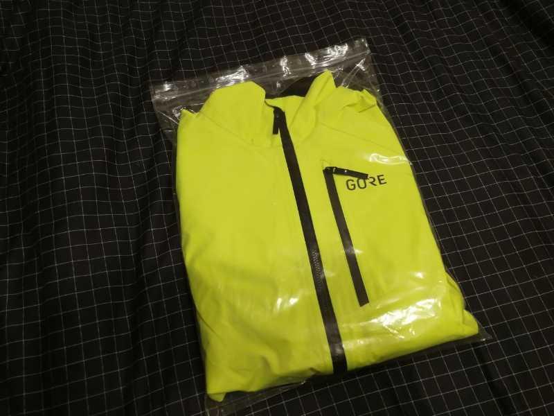 Мембранная куртка GORE Wear GORE-TEX PACLITE