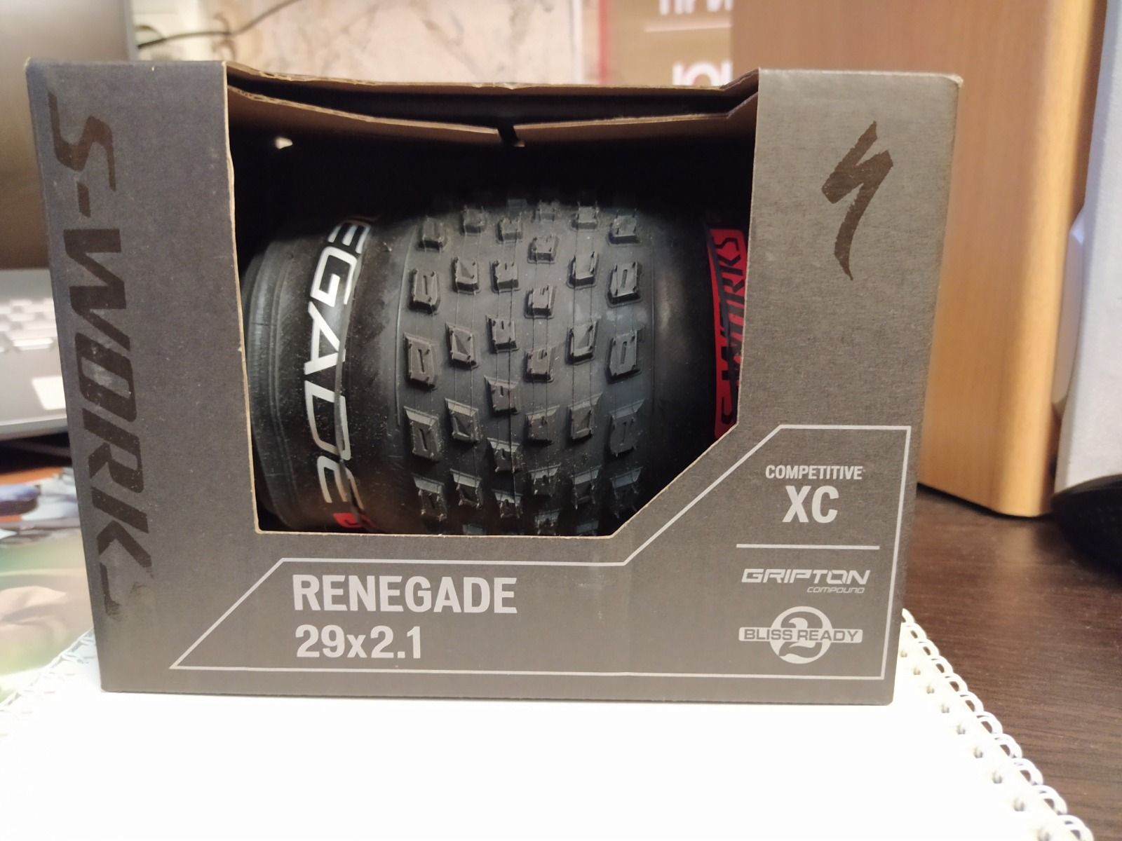 Покрышка specialized s-works renegade 29x2.1