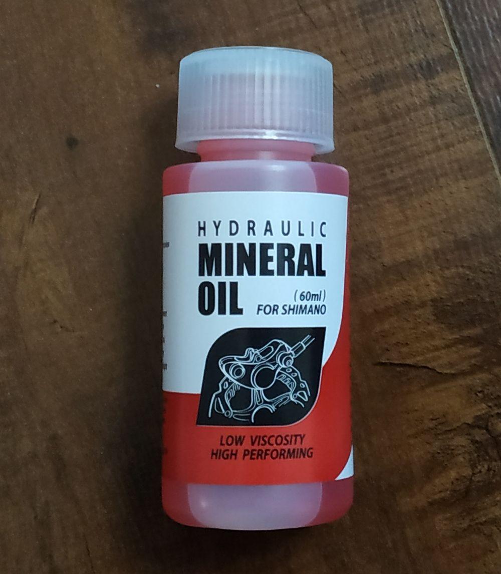 Минеральное масло длятормозов Shimano