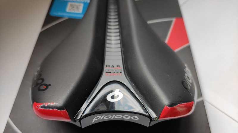 Седло Prologo Nago Evo Space TiroX 141мм.