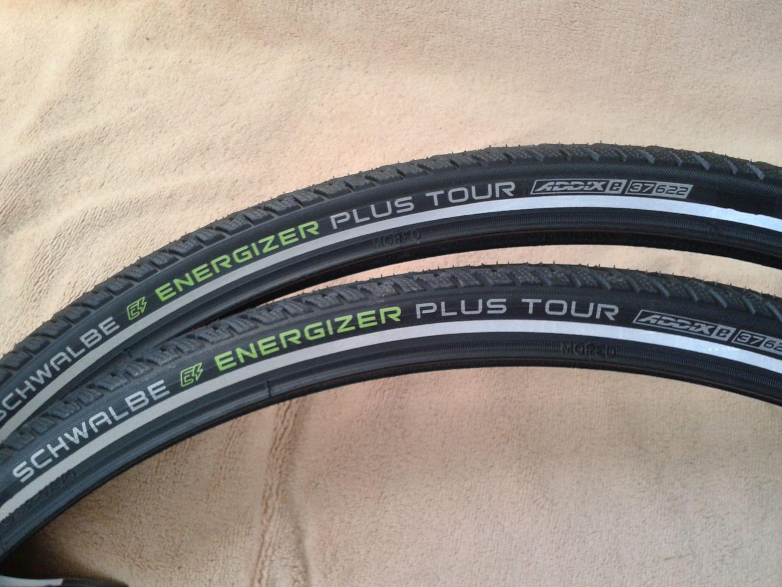 Schwalbe Energizer Plus Tour GreenGuard 622*37
