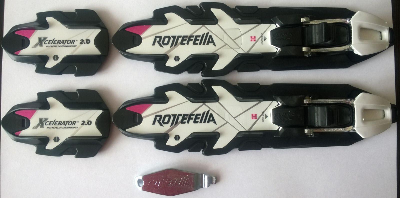 Крепления Rottefella Xcelerator 2.0 Classic гоночные (классика)