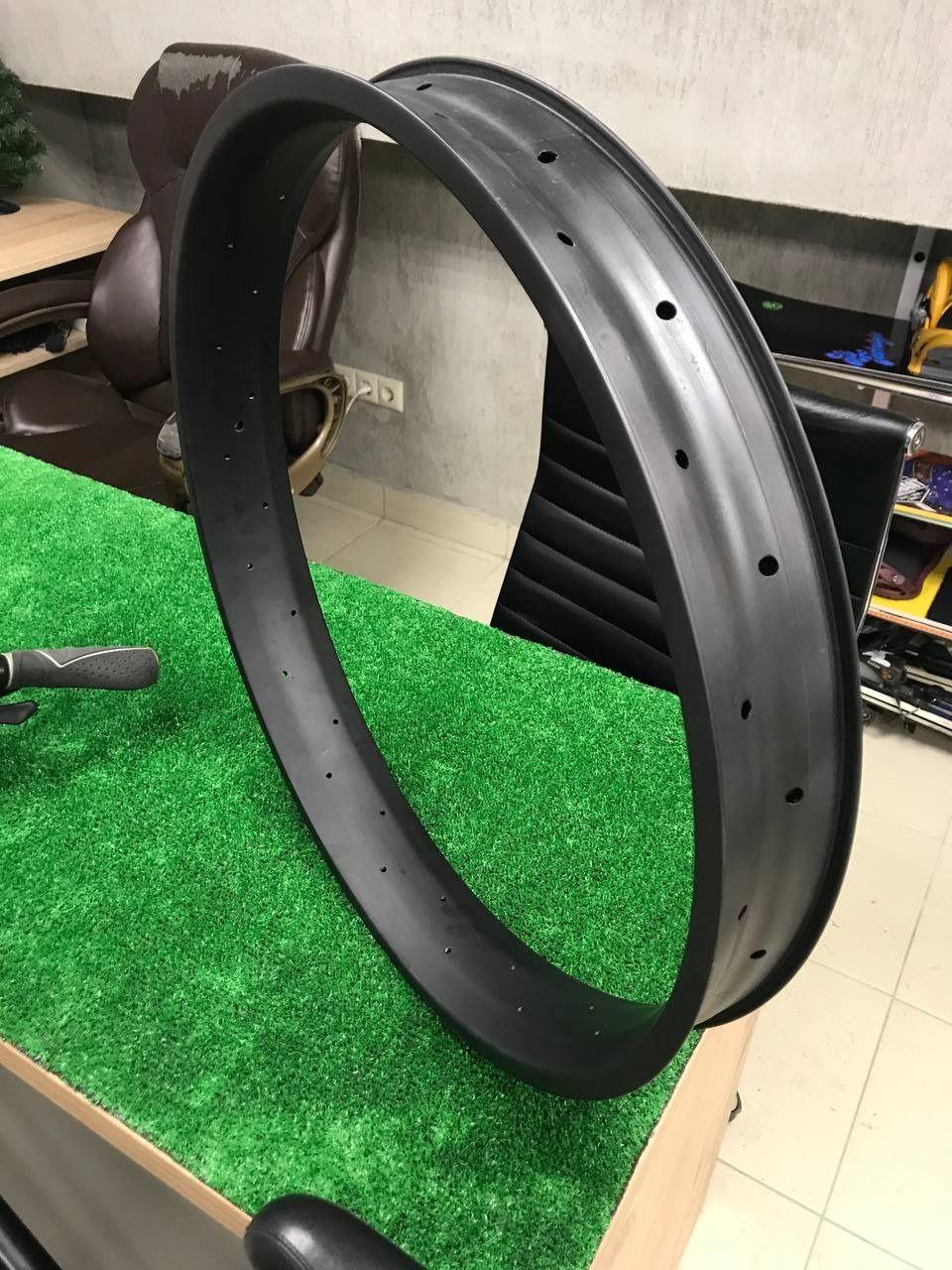 Обода для FATbike карбон 36 спиц новые