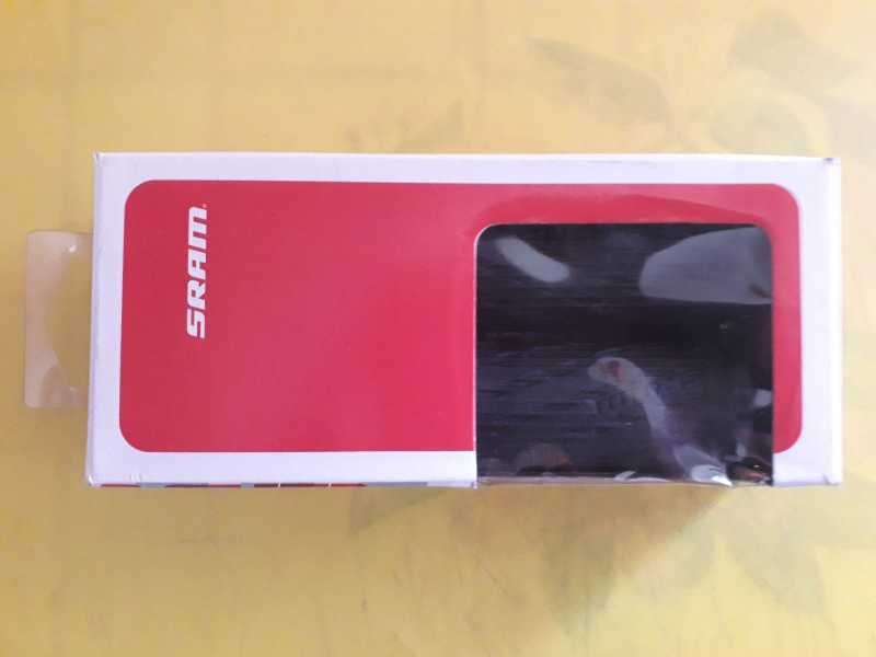 SRAM XX1 Lockring Grips 100/122mm black