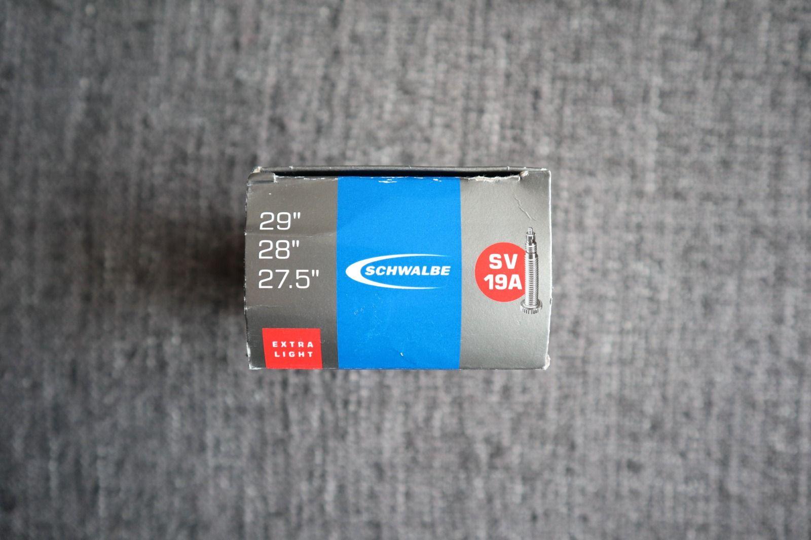 Камера Schwalbe SV 19A Extralight, Presta