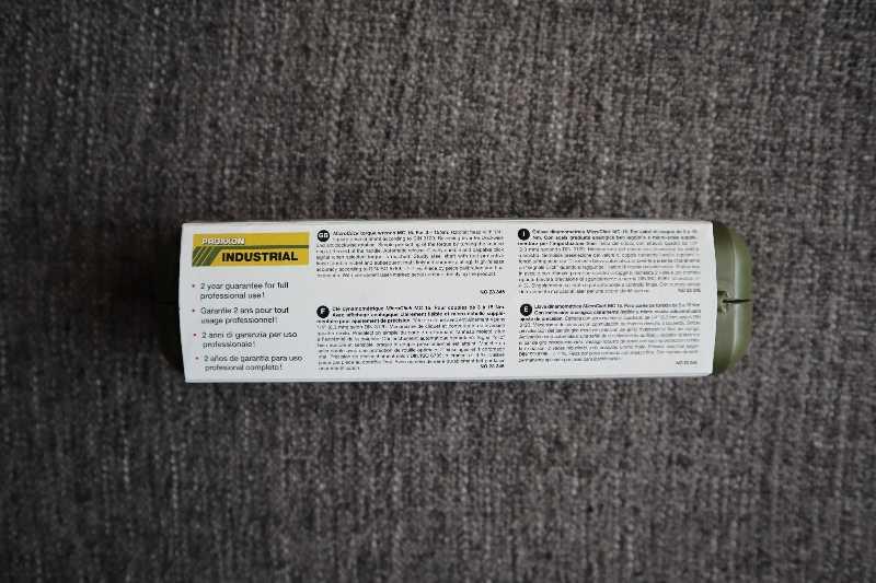 Динамометрический ключ Proxxon MC15 (3-15 Нм)