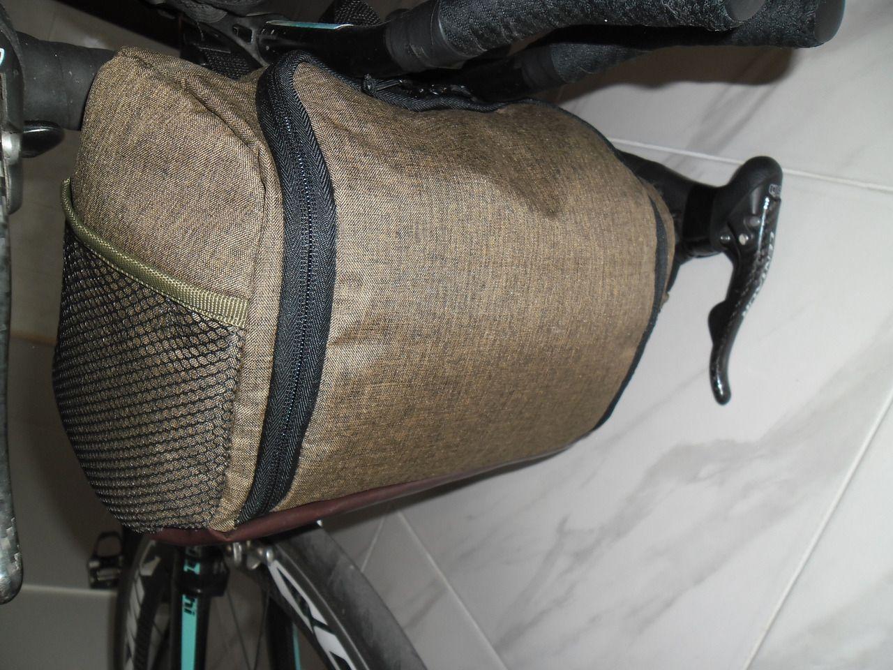 Нарульная велосумка