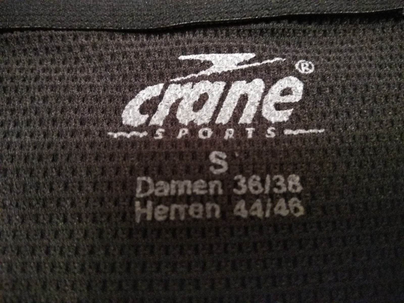 Новая немецкая термокофта Crane. Размер S.