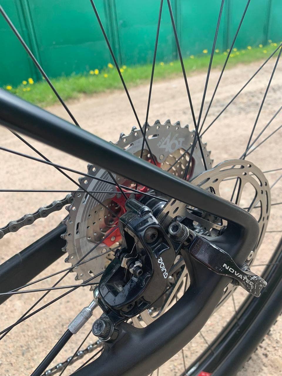 Велосипед THRUST Carbon T1000 29er