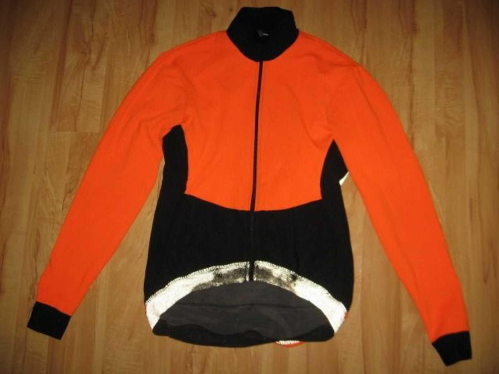 Куртка велосипедная, термо велокуртка Lusso