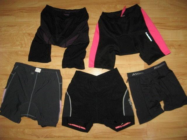 Велосипедные женские  шорты