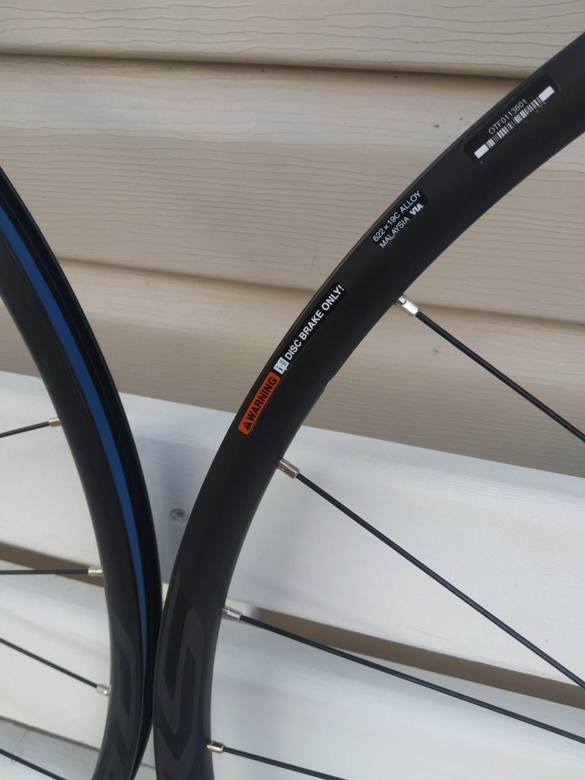 Колеса Shimano WH-RS171