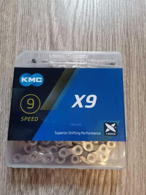 Новые цепи 9ск: Sram 951 и 971, KMC Х9 (9.73 и 9.93)