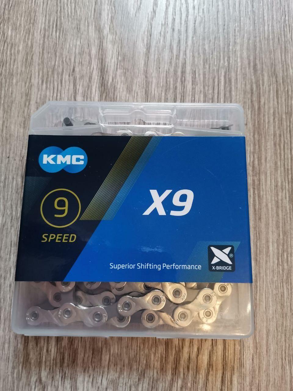 Новые цепи 9ск: Sram 951 и971, KMC Х9 (9.73 и9.93)
