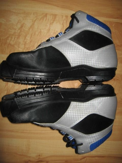 Ботинки детские для беговых лыж Tecno Pro 33 размер. Новые