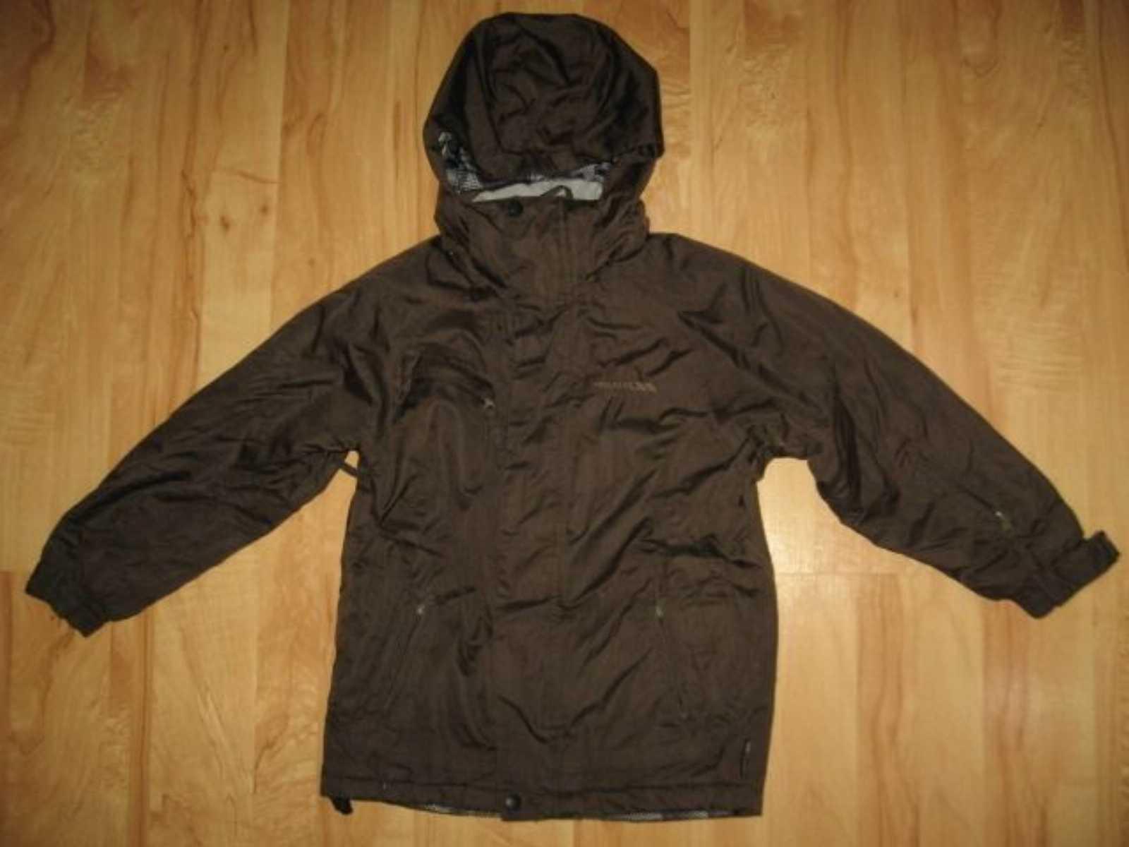 Мембранная детская лыжная куртка  Trespass на 122-128см