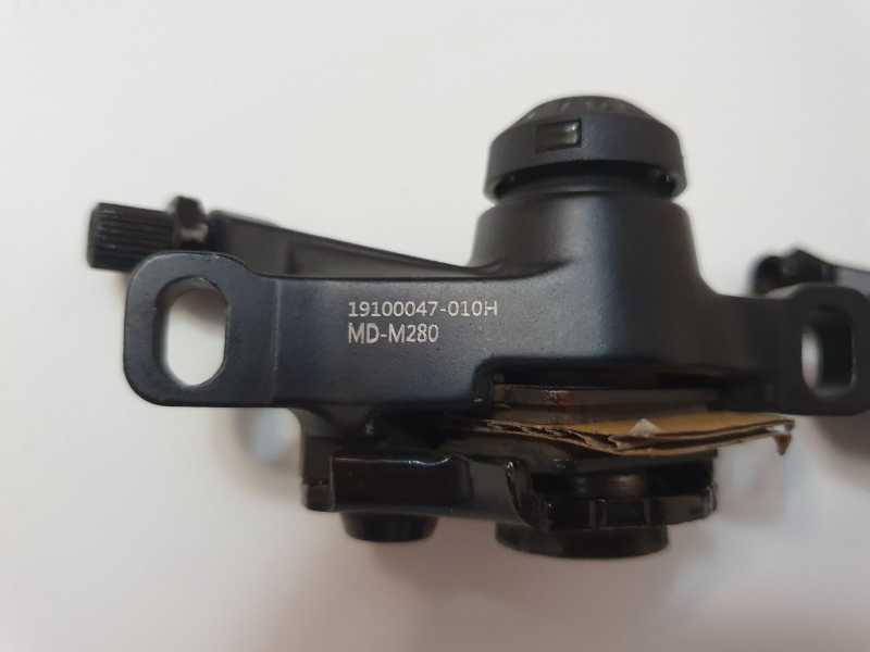 Калиперы Tektro MD-M280