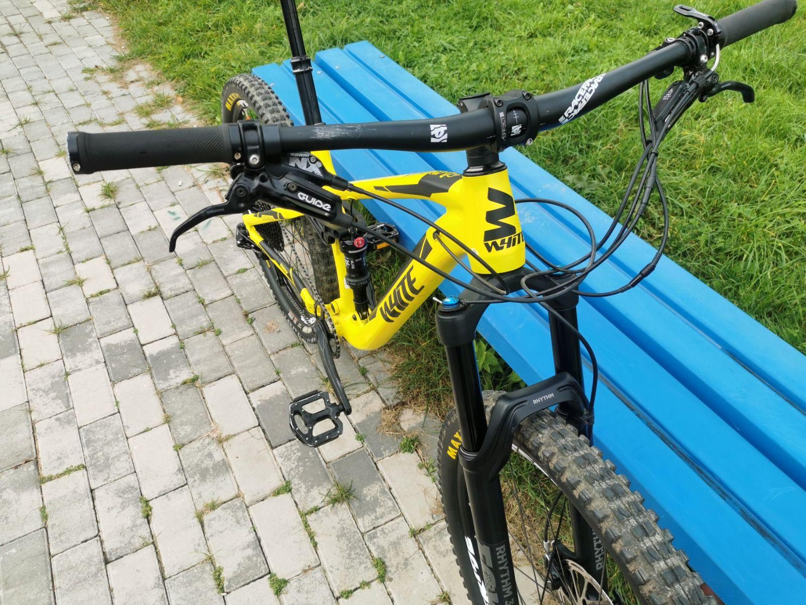 Велосипед WHITE