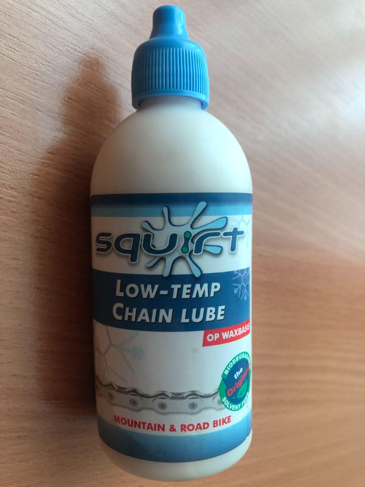 Squirt Low-temp Chain lube 120мл.