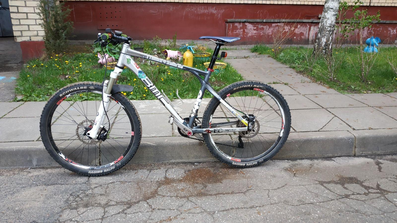 велосипед BMC Team Elite2