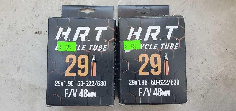 Новые камеры HRT 29 x 1.95(2.1)