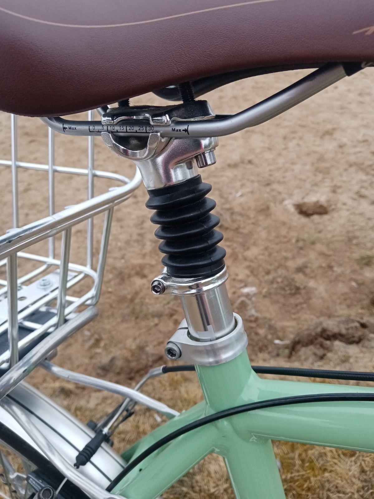 Велосипед из Голландии, б/у в ИДЕАЛЕ!
