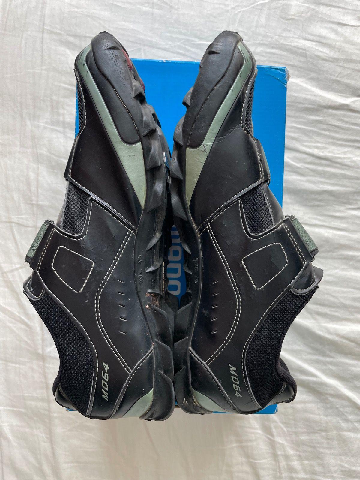 Контактная обувь Shimano M064