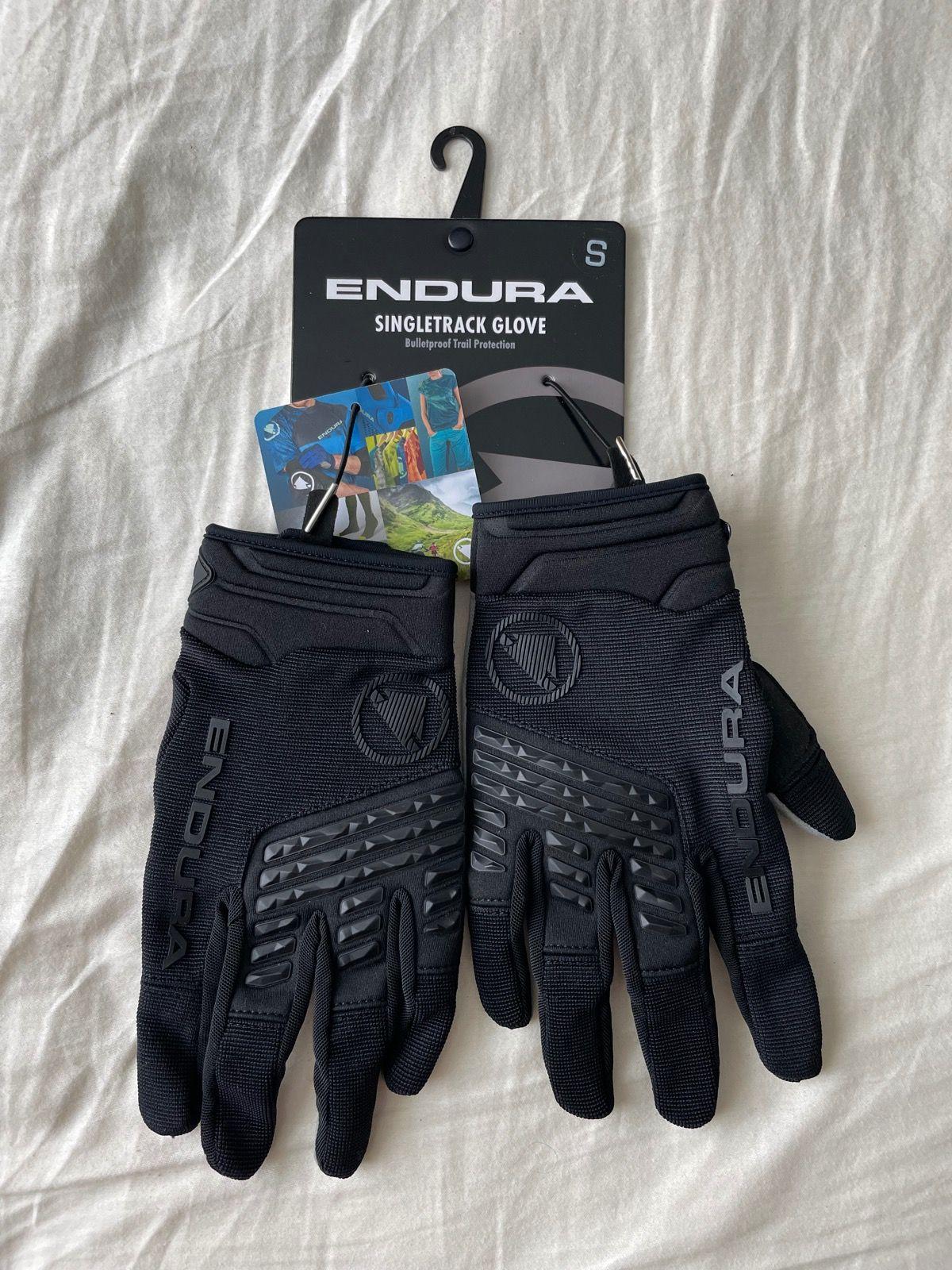 Перчатки Endura SingleTrack Glove