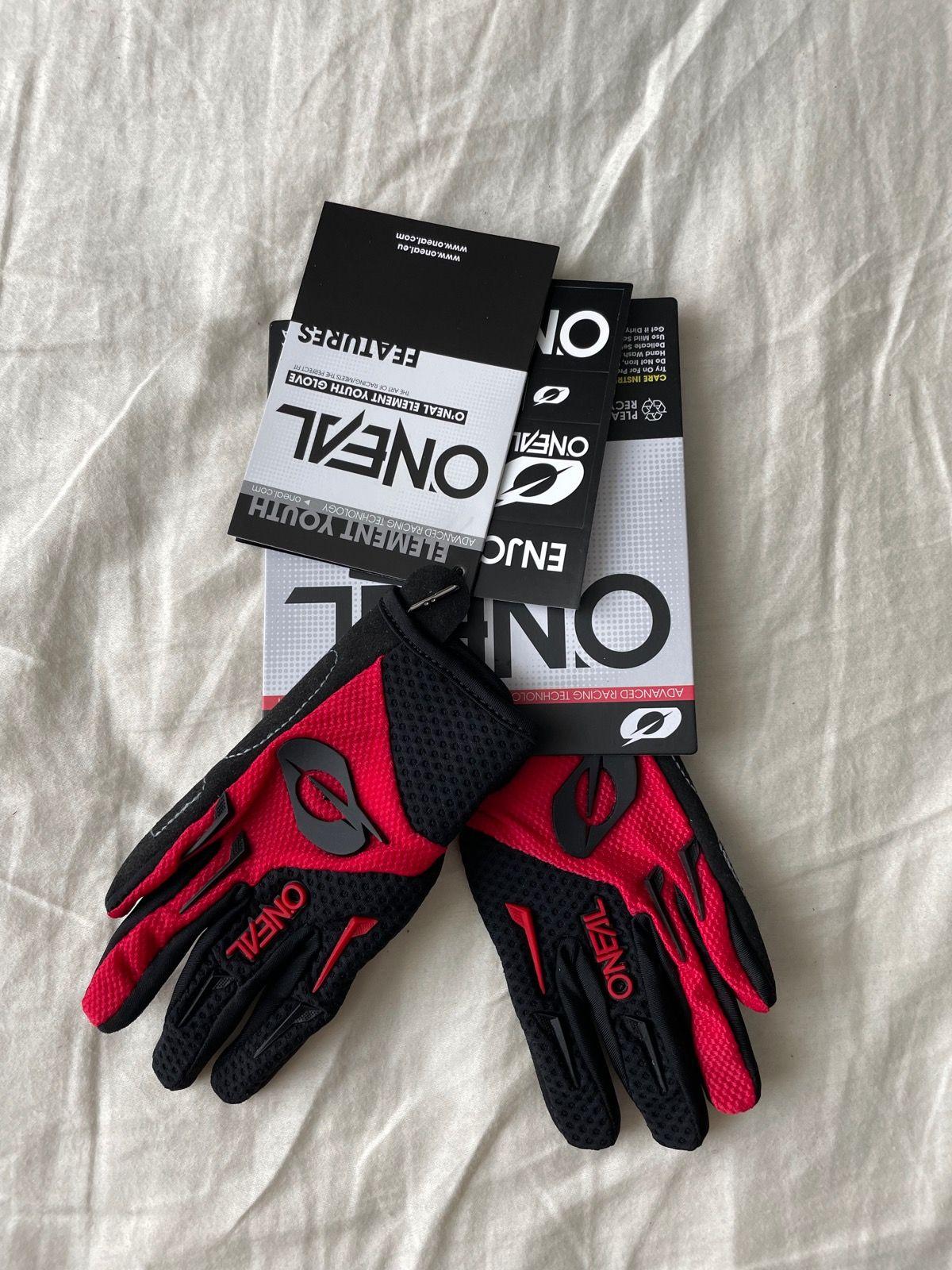 Детские перчатки O'Neal Element Youth Gloves 2021