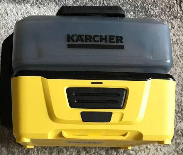 Karcher OC 3 мойка