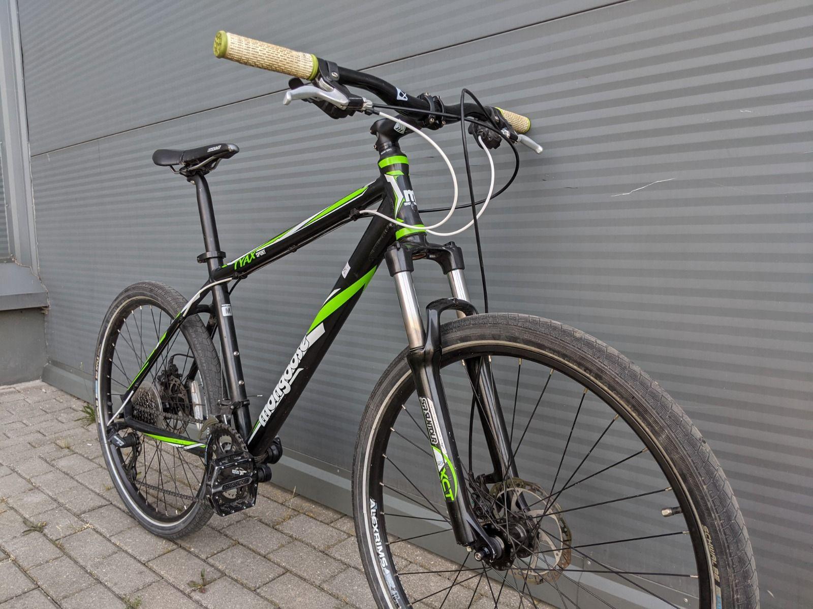 Mongoose tyax sport (sram)