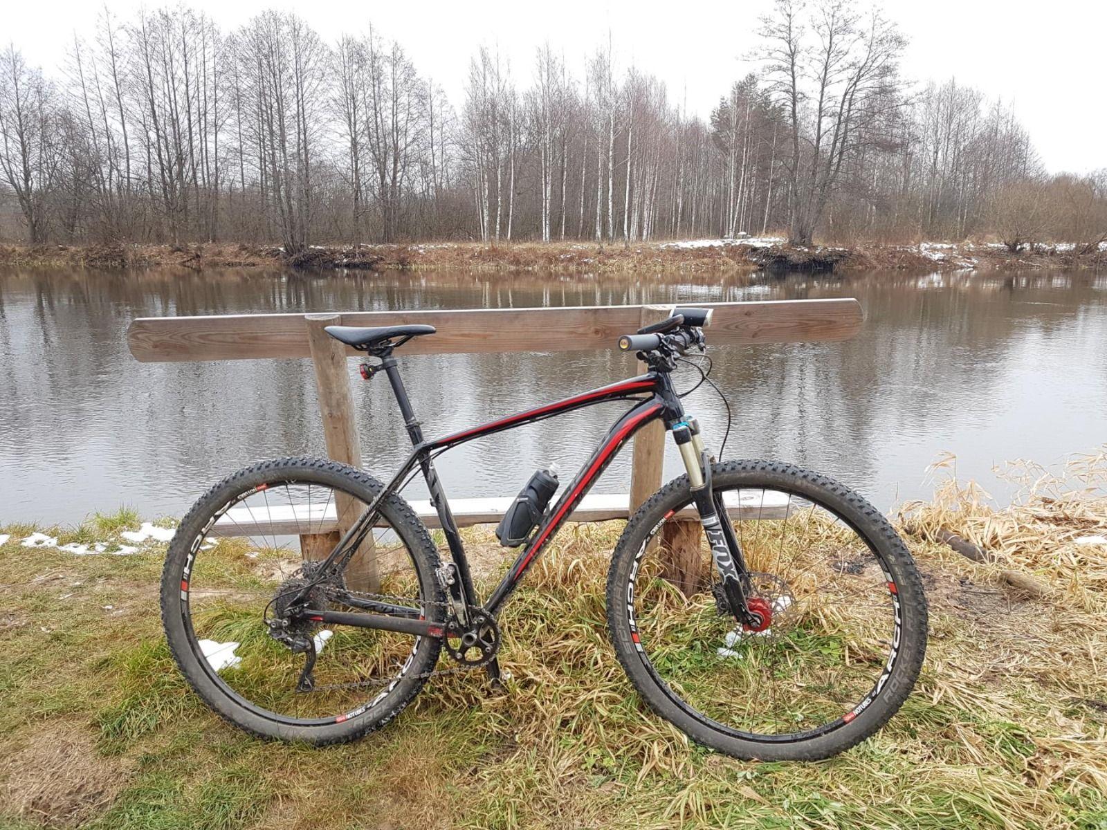 Велосипед Specialized Crave Pro 29