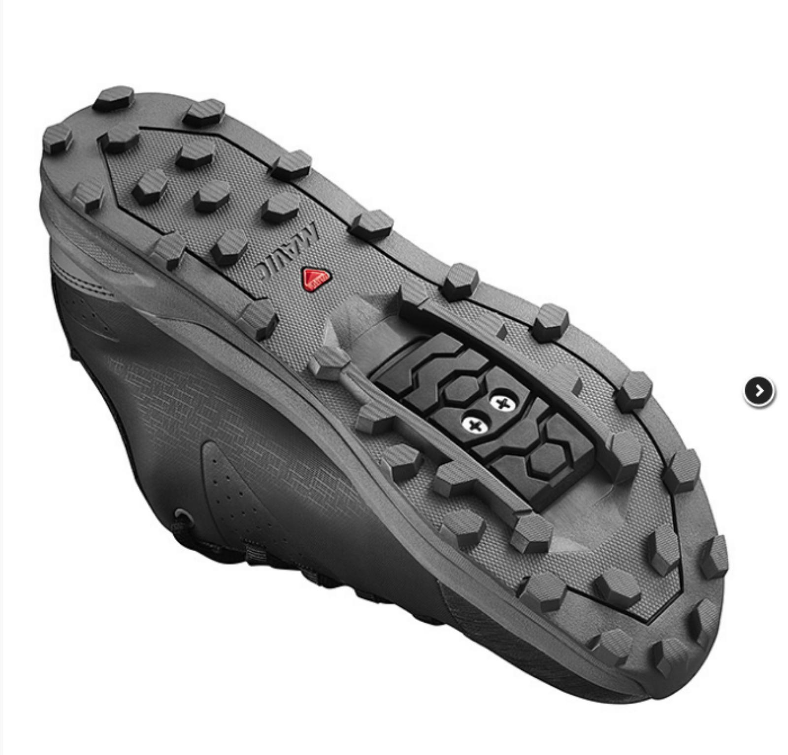 Велотуфли Mavic XA (черно-серые) Размер 42 б\у 2 выезда