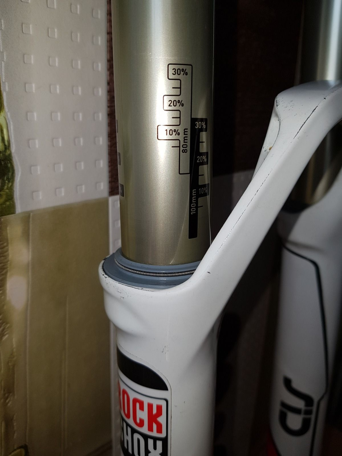 Вилка RockShox SID (dual air, 26