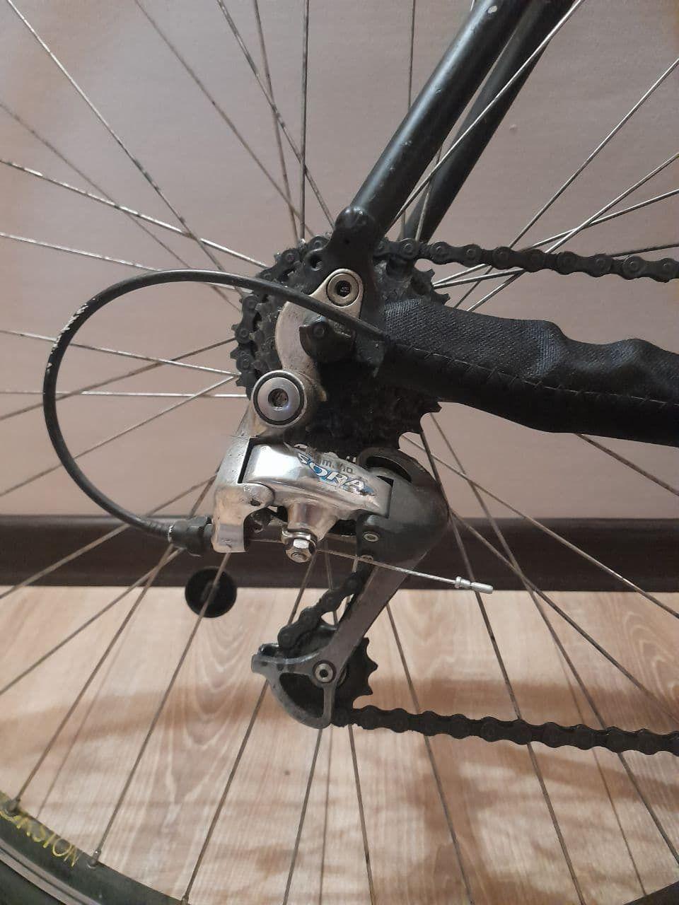 Шоссейный велосипед 2Danger Roubaix