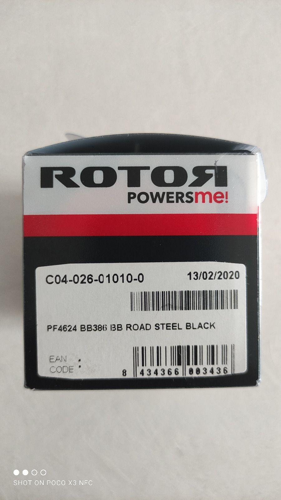 Rotor bottom bracket Pf4624 BB386