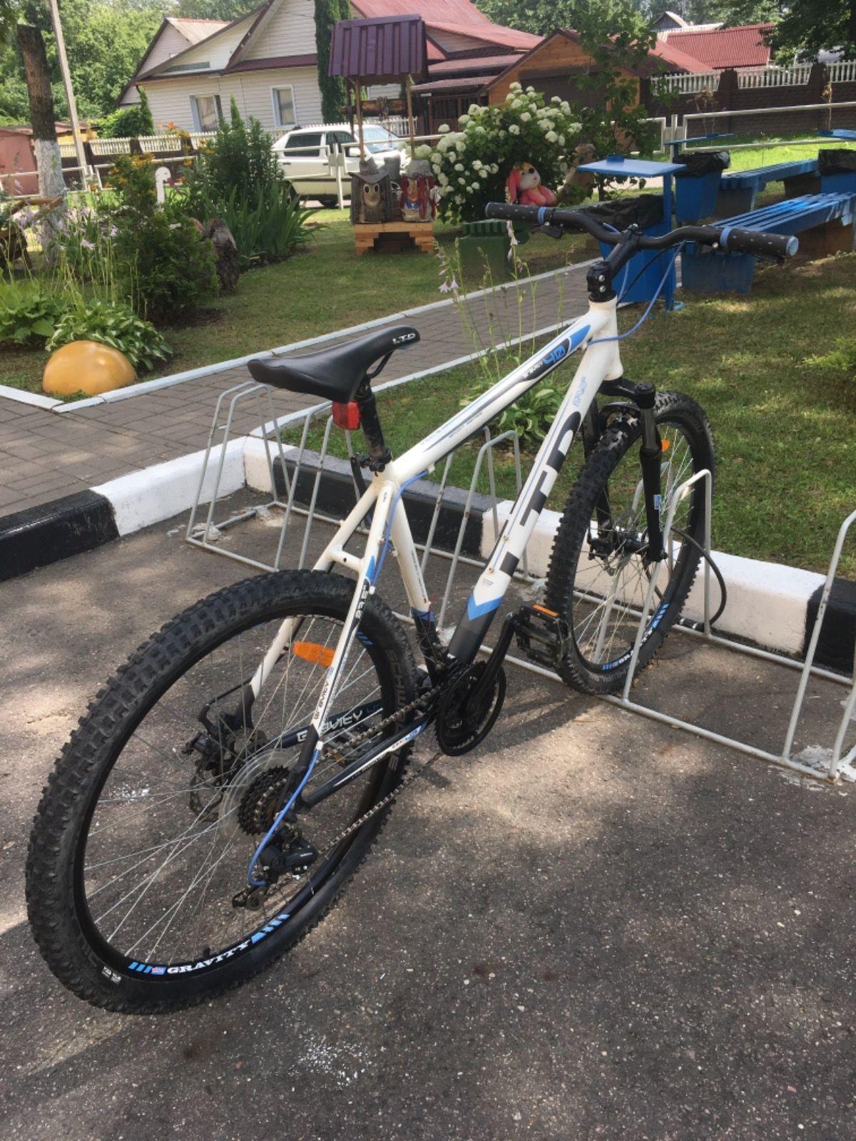 Велосипед  LTD gravity 40 27,5