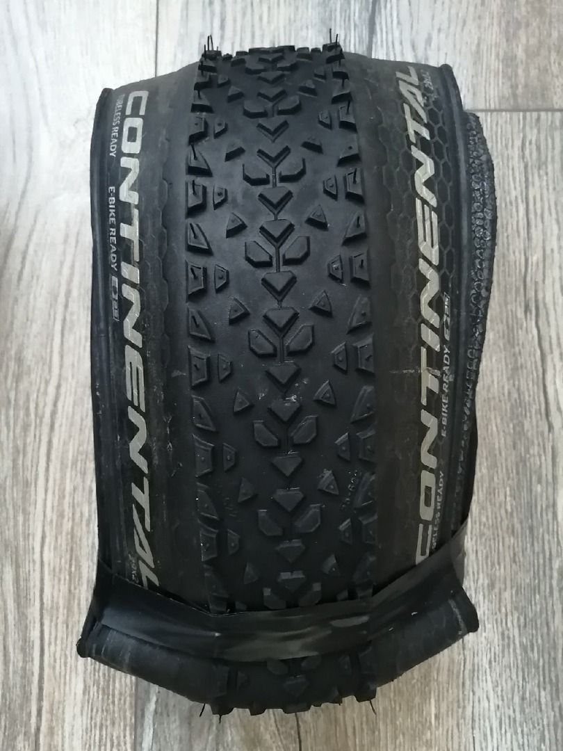 покрышка Continental Race King 2.2 Performance TLR 29x2.2