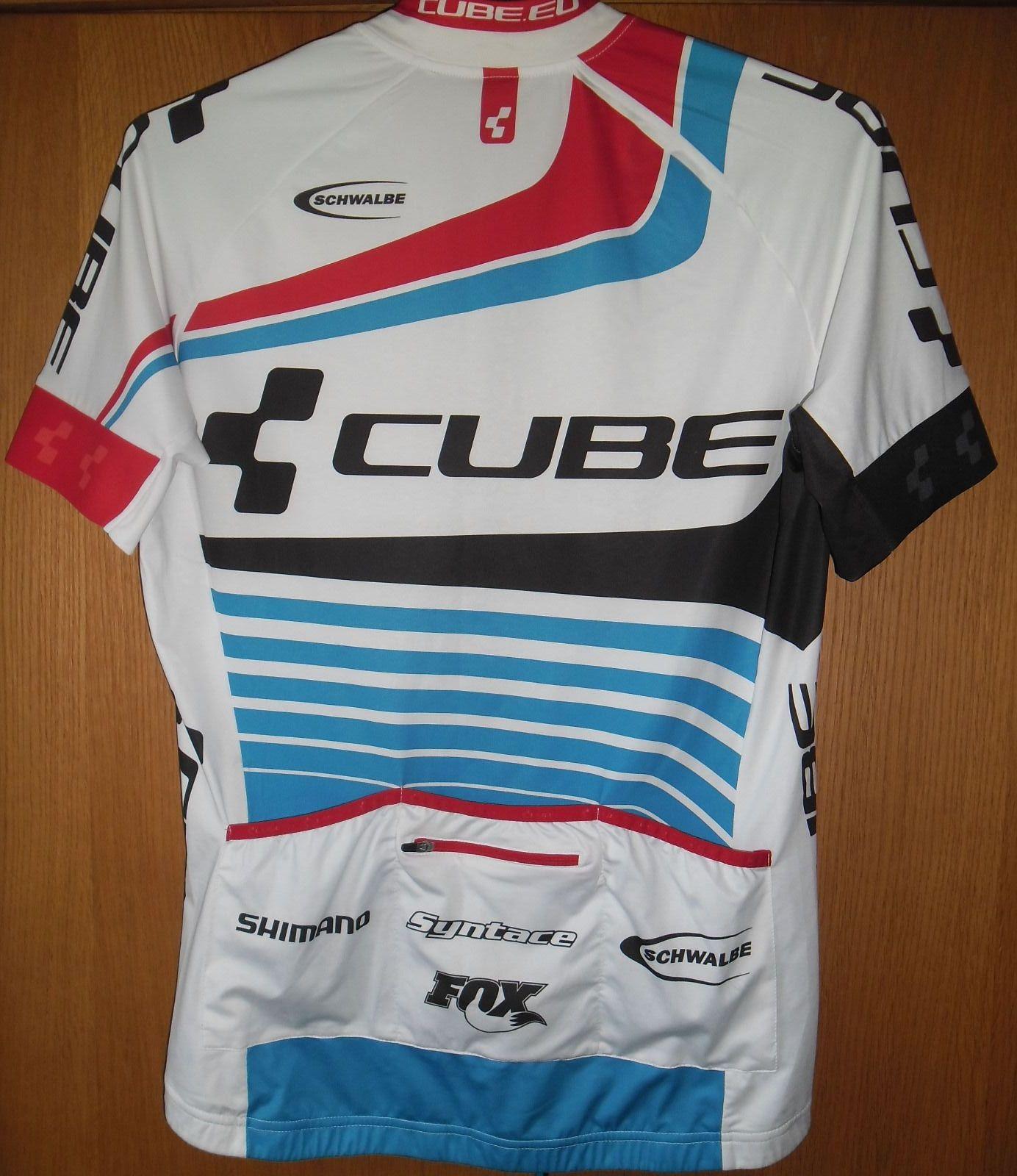 Cube team line MTB Jersey L/XL евр.