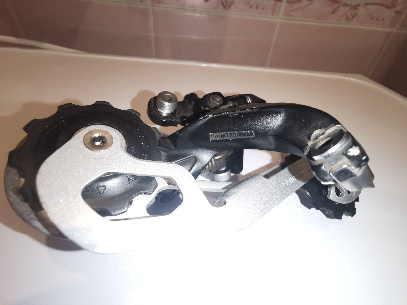 Задние переключатели Shimano 9 10 ск