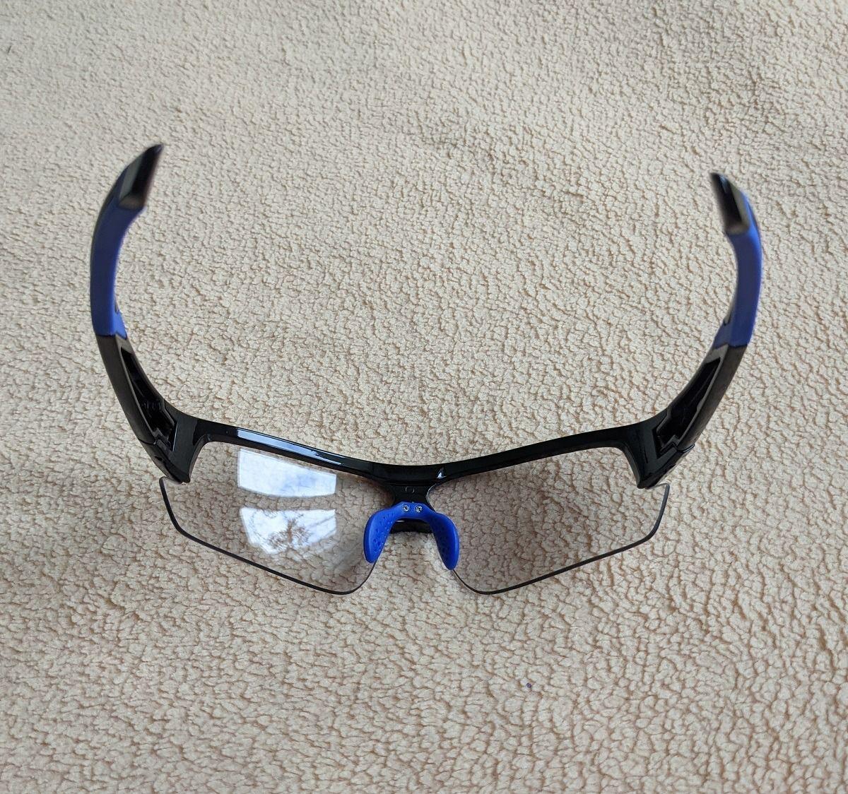 ROCKBROS фотохромные велосипедные очки новые