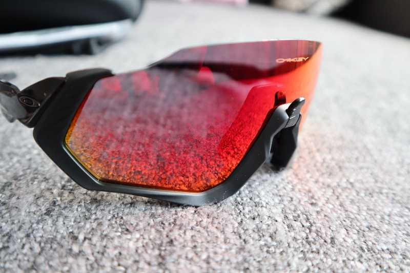Мультиспортивные очки Oakley Flight Jacket