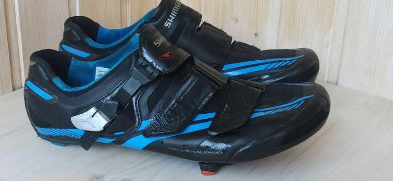 топы прошлых лет: велотуфли бу Shimano R320W, 44 EUR