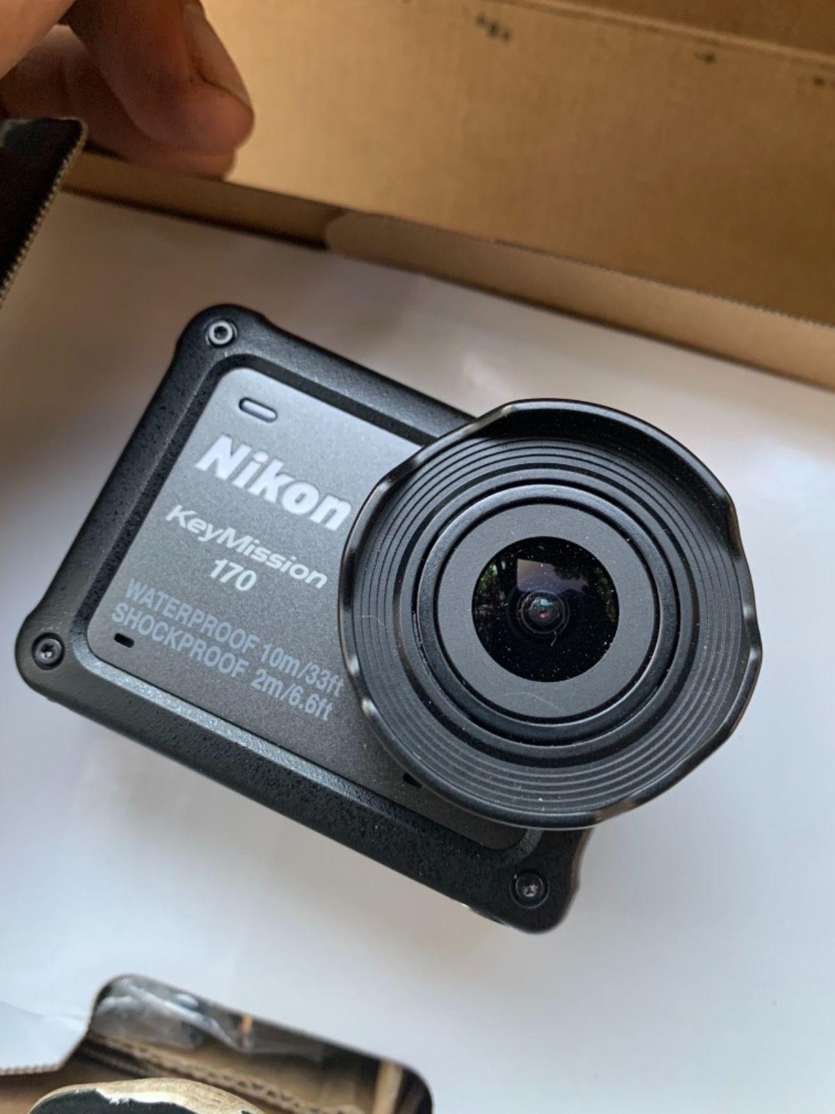 Экшн камера Nikon Keymission 170