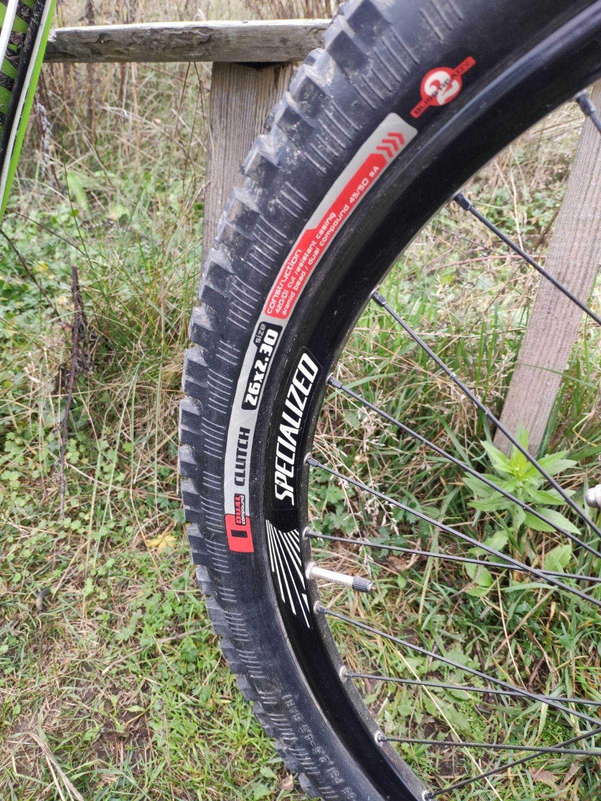 Велосипед двухподвес Specialized Enduro Comp 2011
