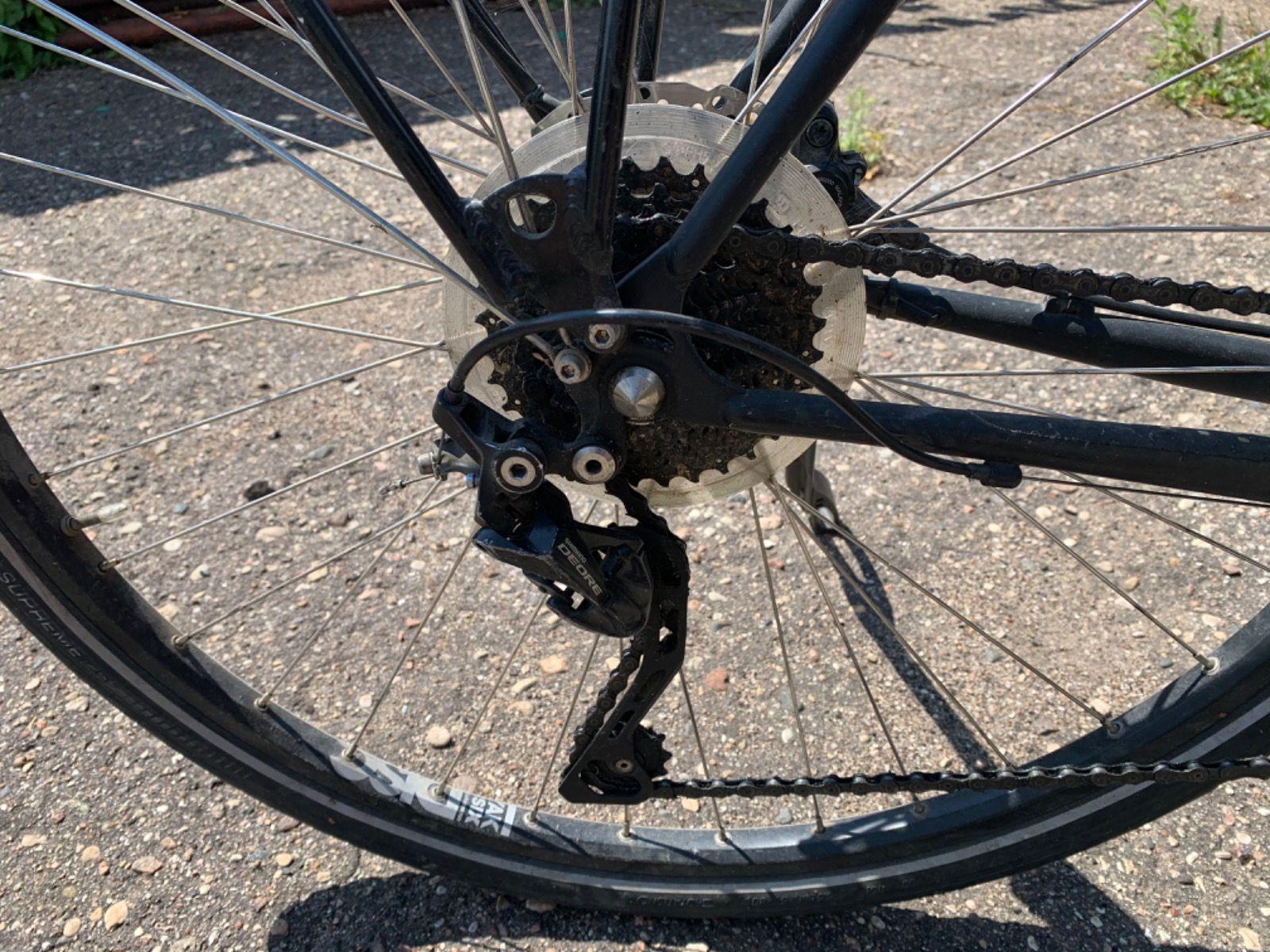 хромолевый туринг Vsf Fahrradmanufaktur T500
